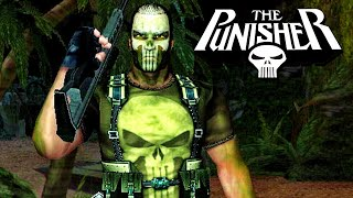 The Punisher (PC) - Gameplay Walkthrough - Mission #10: Grand Nixon Island