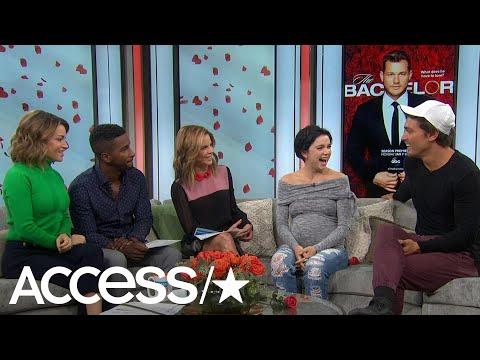 The Bachelor: Bekah M & Dean Unglert React To Colton Underwoods 3-Hour Premiere  Access