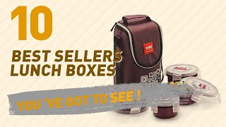 Cello Office Lunch Boxes // New & Popular 2017