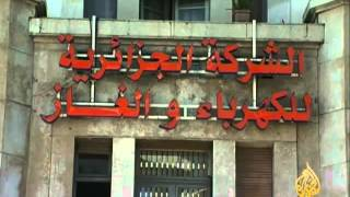 احتجاجات شعبية بالجزائر بسبب انقطاع الكهرباء