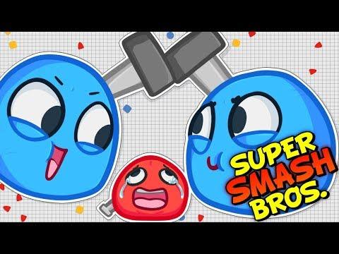 SUPER SMASH BROS. - Diepio Funny Moments