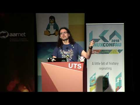 The design and implementation of the XArray - YouTube