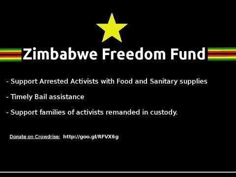 The Zimbabwe Freedom Fund - funding our own struggle