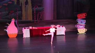 Dance Center of Greensboro - Jr. Recital Performance - Alice 2015