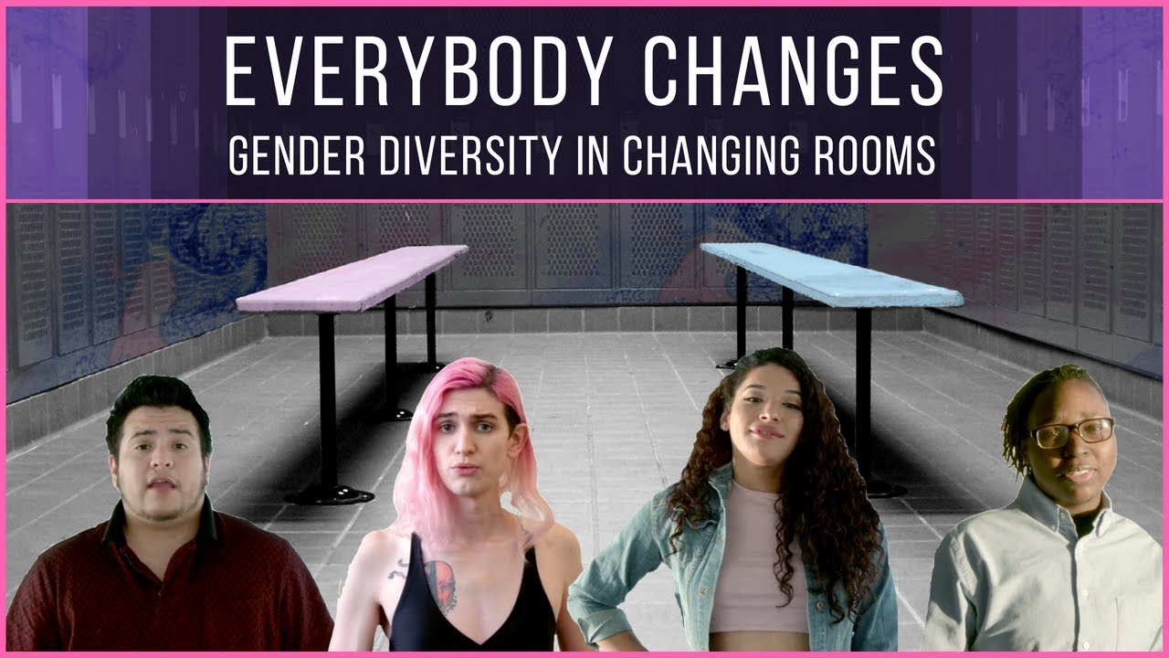 Transgender and Non-Binary Changing Room eCourse (2018)