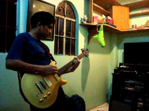 RyanTetekMusic - Your emotions by Dead Kennedys guitar cover