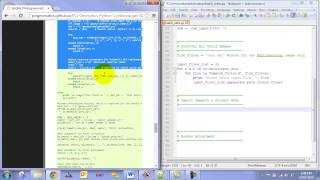Getting Started with Python and Geomatica - Batch Processing (Episode 4)