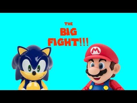 SMAF: The BIG Fight!!!