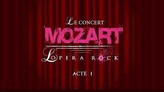 Mozart L'Opera Rock Le Concert, Acte 1, Kiev 01.04.2017