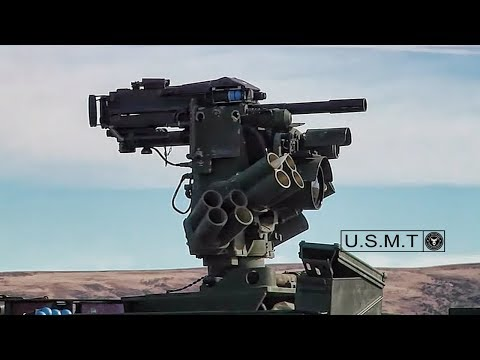 The U.S Marines' 5 Most Advance Weapons Today