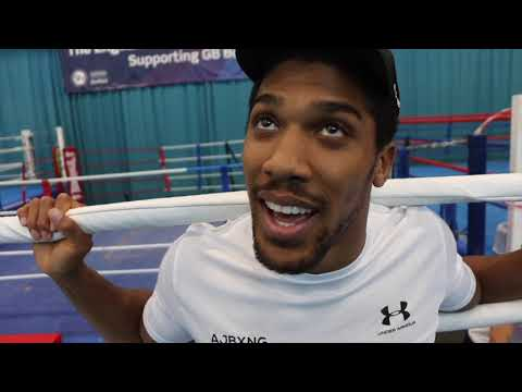 'I AM THE ONE DUCKING?' -ANTHONY JOSHUA ON WILDER, TYSON FURY, POVETKIN, BELLEW, WHYTE, OPEN TO USYK