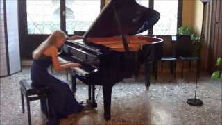 Eleonora Dallagnese - Arensky Elegia Op. 36 n. 16