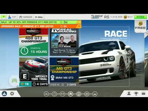 Real Racing 3 – Load game issue - Error code #4