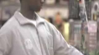 Marlo loses at poker, shoplifts   executes security guard.flv