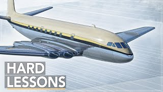 Top 10 Airlines - Why You Wouldn't Want to Fly The First Jet Airliner: De Havilland Comet Story