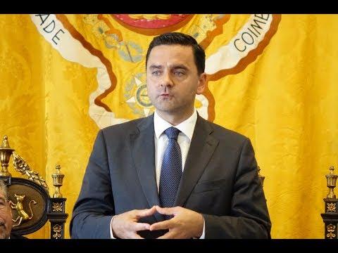 Discurso do Ministro Pedro Marques na apresentação do Sistema de Mobilidade do Mondego