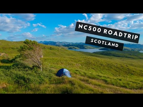 The North Coast 500 route | The ULTIMATE ROAD TRIP Itinerary | highlands2hammocks travel vlog