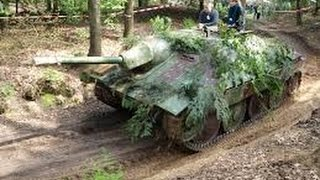 Jagdpanzer 38t Hetzer.«Хетцер»- немецкая борзая