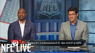 NFL Live predicts every 2018 NFL Week 3 game | ESPN