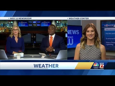 Repeat 6 p m  weather by WXII 12 News - You2Repeat