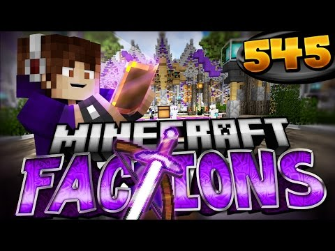 Minecraft: Factions Let's Play! Episode 545 - TIER 3 ENCHANT!