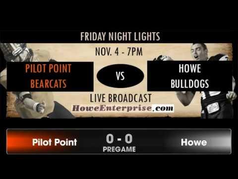 Howe vs. Pilot Point, 10/28/2016