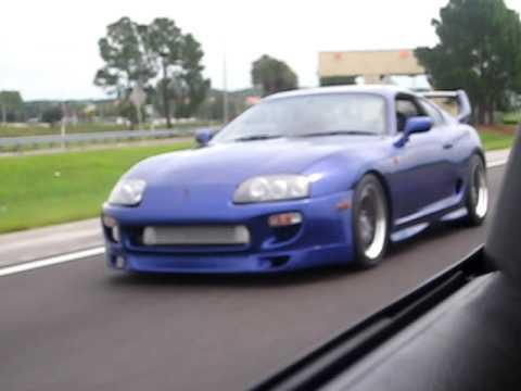 Toyota supra JDM RHD RSP GT42R... - YouTube