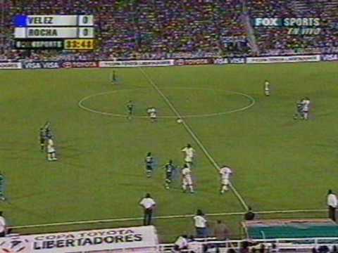 VELEZ 3   ROCHA FC 0