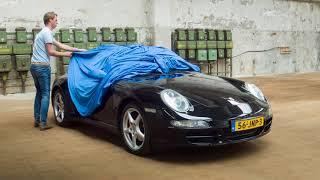 Housse de Protection Voiture Etanche Anti Poussi/ère Respirant B/âche Automobile 986//986 S DSISI Couverture Voiture Compatible avec Porsche Boxster 981//981 S 987//987 S 2dr Cabriolet