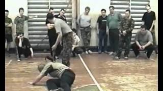 Рукопашный бой с оружием. СН ОПРБ - Струтинский В.В.mp4