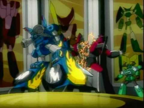 Megas XLR - More Smashing