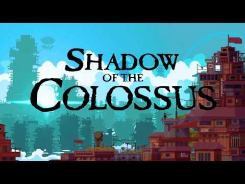 Shadow Of The Colossus [Переиздание на PS4]