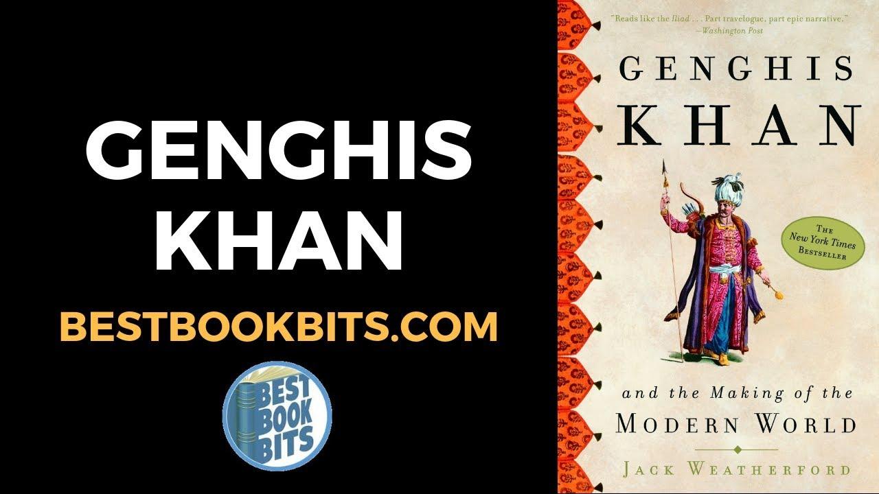 Genghis Khan Book