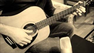 Inception - Time (Hans Zimmer) Fingerstyle Guitar Cover (Free Tab)
