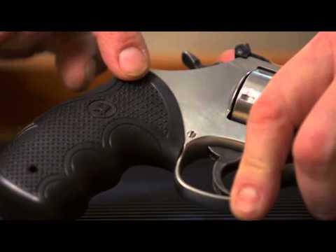 Ask Joe How to Install S&W Diamond Pro Grips