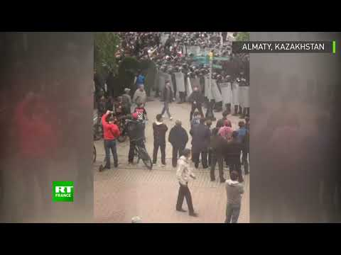 Kazakhstan : arrestations lors de manifestations contre les présidentielles