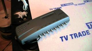 How to Install TV Distribution Amplifiers