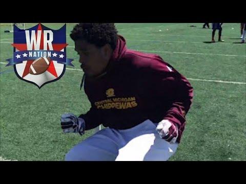WR Nation [Football Training Program] Detroit (MI)