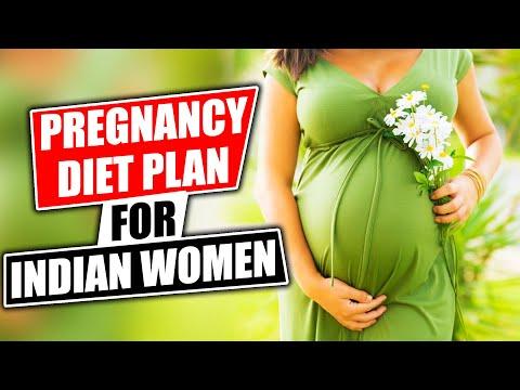 Indian Diet Plan For Pregnancy |  प्रेगनेंसी डाइट चार्ट  |Trimester Wise Chart For Pregnant Women