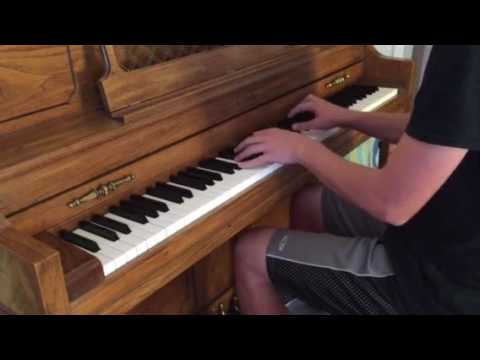 This Is Amazing Grace by Phil Wickham piano cover