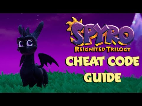 Spyro Reignited: Cheat Code Guide