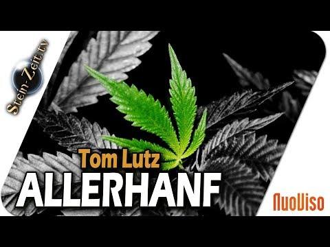 Allerhanf - Tom Lutz und Erich Hambach bei SteinZeit