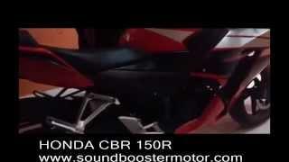 Sound Booster Motor Honda CBR 150R