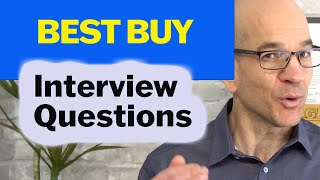 Best Buy Employment Interview Questions