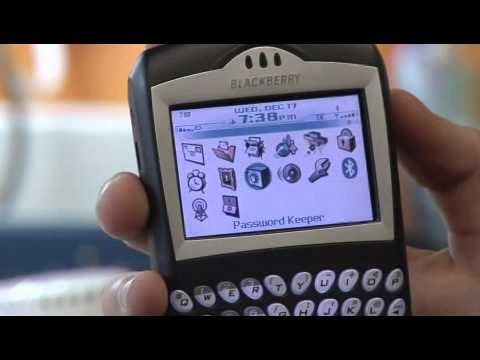 How To Use A Blackberry Phone