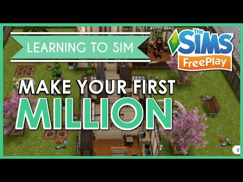 Learning to Sim:  Make Millions of Simoleons Selling Real Estate! | The Sims Freeplay
