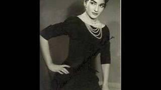 Maria Callas L 39 Amour Est Un Oiseau Rebelle Habanera