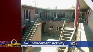 Police Activity: Tactical Teams Execute Arrest Warrants Across San Mateo