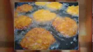 לביבות גזר - Carrot Fritters