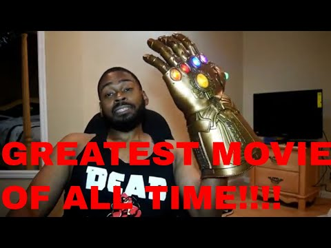 AVENGERS INFINITY WAR REVIEW TALK DISCUSSION WHATEVER ITS THE GREATEST MOVIE OF ALL TIME!!SPOILERS